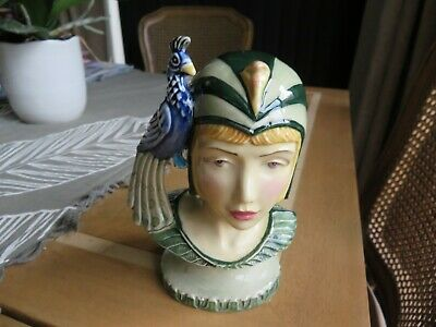 *rare* Kevin Francis Queen Of The Nile 'isis' Character Jug 6 Inch Tall • 36£