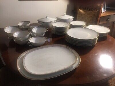 Rosenthal Dinner Service, 40-50 Years Old, Never Used • 0.99£