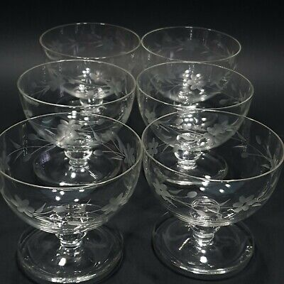 Lovely Crystal Viintage Footed Compote  • 22.08£