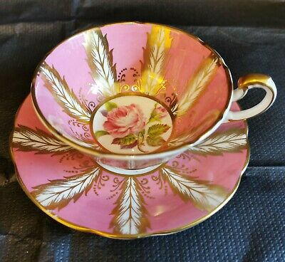 Vintage Paragon Cup And Saucer • 97£