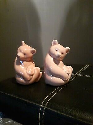 Two Poole Pottery Bears  • 24£