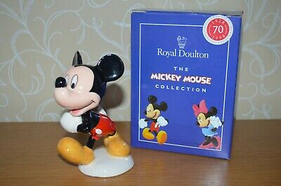 Royal Doulton { MICKEY MOUSE } From The Mickey Mouse Collection In Original Box • 27.99£