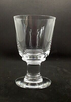 Dartington Crystal Rummer Claret Glass Handmade, Excellent Condition • 15£