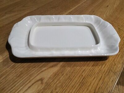 Wedgwood / Coalport COUNTRYWARE Butter Dish - Base Only • 12£