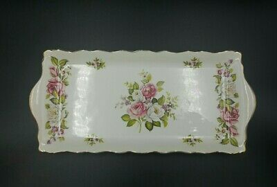 Vintage James Kent Old Foley Fluted Edge Sandwich Tray- Excellent Condition • 19.90£