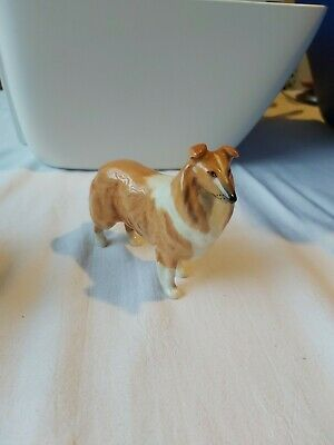 Beswick Rough Hair Collie Dog  • 6.99£