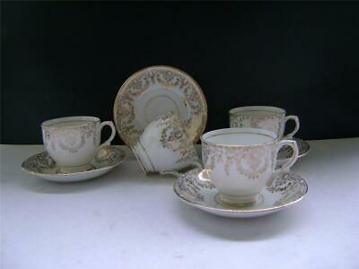 Nice 8 Piece Vintage Bone China Teaset By Taylor And Kent • 24£