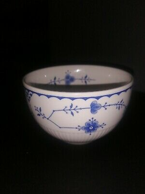 Furnivals Blue Denmark Sugar Bowl • 12.99£