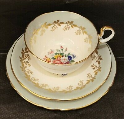 Aynsley Cup, Saucer And Teaplate  • 29.95£