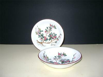 Pretty Pair 5.5  Dishes In  Botanica  Design By Villeroy And Boch • 15£