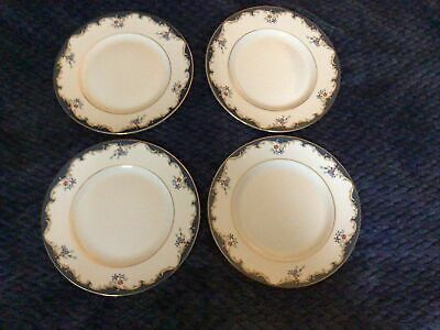 4 X Wedgwood Chartley Side Plates 7  - Excellent Condition • 20£