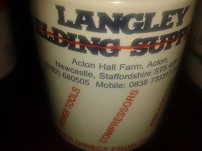 Langley Welding Supplies Acton Newcastle-under-Lyme Cup. • 15£