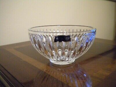 Waterford Marquis 5  Bowl In Bezel Pattern • 8£