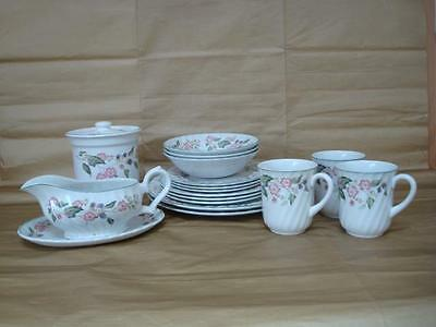 Bhs Victorian Rose Dinner Service - Please Select • 7.99£