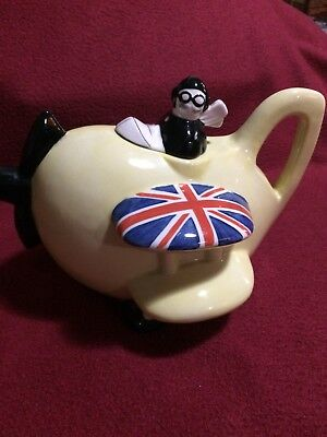 REDUCED Carlton Ware Teapot Show Special Airplane 1997 Super Condition  • 50£