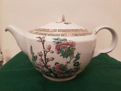 Vintage MADDOCK - INDIAN TREE TEA POT • 29.99£