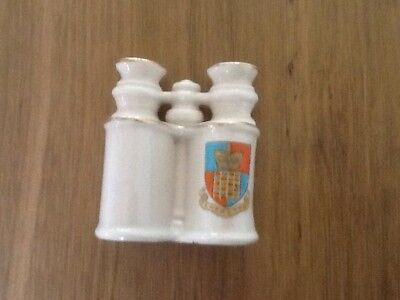 Vintage Crested Chepstow Memorabilia China Miniature, Free UK P&P • 9.99£