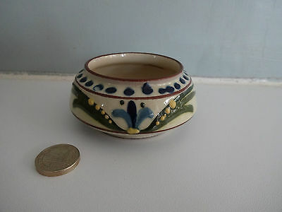 Vintage Motto Ware Torquay Pottery- Small Sugar Bowl- Sweeten For Yourself   • 4.99£