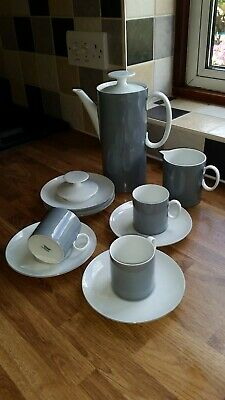 Thomas Of Germany Coffee Set For 3 • 18£
