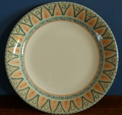 A Tunis Dinner Plate By Crown Staffordshire. • 9.99£