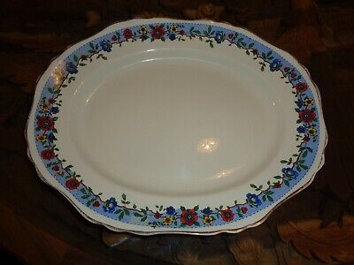 Hancocks And Sons Corona Ware Large Platter Circa 1912 - 1937 • 22.99£