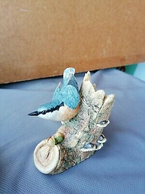 Border Fine Arts Nuthatch  • 25£