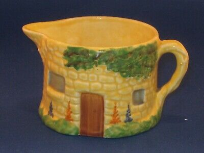Vintage Carlton Ware COTTAGE Milk Jug. • 9.99£