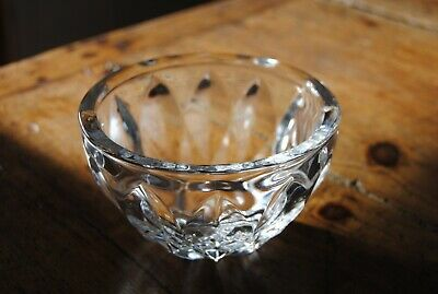 Vintage Kosta Boda Crystal Glass Bowl Beautiful Design And Clarity • 15£
