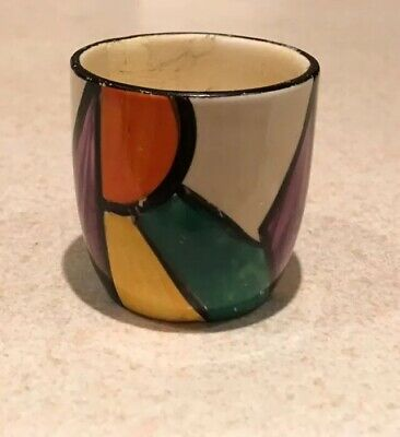 Lovely Clarice Cliff Egg Cup • 95£