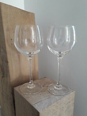 Dartington Crystal Chateauneuf Red Wine Goblets (Pair) • 30£