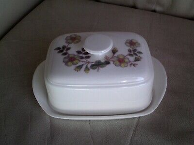 Marks & Spencer,  BUTTER DISH,(Melamine), USED, • 9.99£
