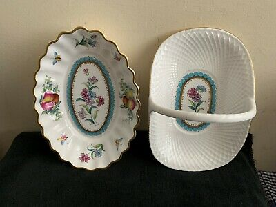 Spode TRAPNELL 2 Pieces • 9.50£