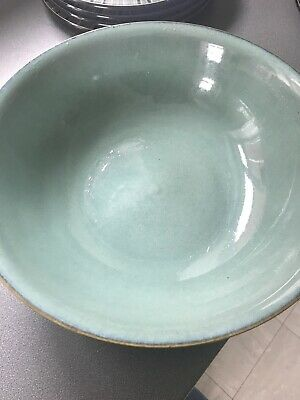 Denby Large Fruit Bowl Serving Bowl Extra Large Similar To Regency Set Second • 5£