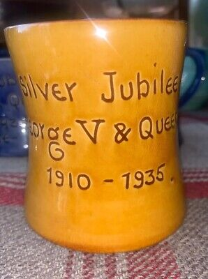 Baron Barnstable Silver Jubilee King George.V. Queen Mary 1910-1935 • 20£
