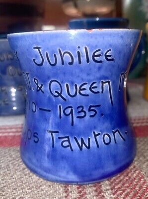 Baron Barnstable Silver Jubilee King George.V. Queen Mary 1910-1935 • 15£