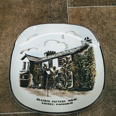 Beatrix Potter Grays Pottery Made In Stoke On Trent England Dish Plate  • 9.95£