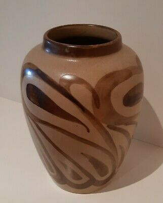 Large Bullers Pottery Vase By Agnete Hoy  • 75£