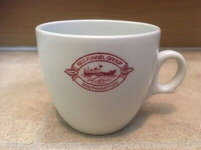 Vintage Red Funnel Group Southampton Cup Dunn & Bennett Royal Doulton Group • 4.50£
