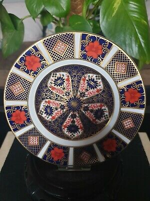 %% Stunning %% Royal Crown Derby Imari 1128 6.25  Side Plate. 1st Quality - 1990 • 15£