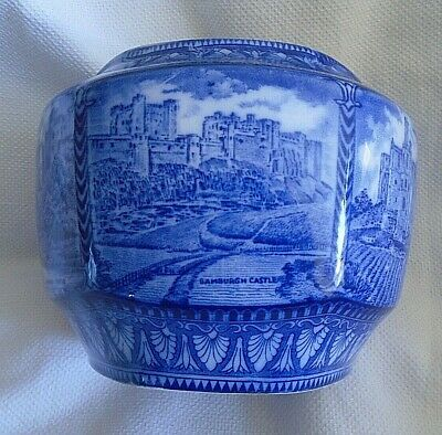 Blue And White Maling Ware  Bowl, Advertising Ringtons Tea • 8£