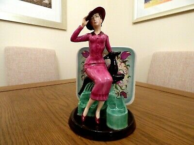 Kevin Francis Ceramics. Limited Edition Figurine Of  Susie Cooper  • 95£