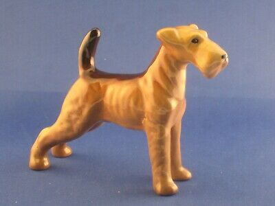 Vintage W R Midwinter Airedale Terrier. • 18£
