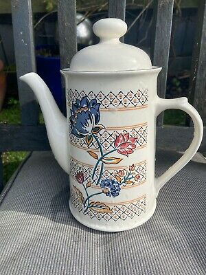 BOOTS CAMARGUE Coffee Pot, Made In UK Nottingham • 12£