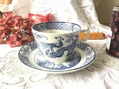 Vintage Woods & Sons .Yuan,  Breakfast Cup & Saucer. • 7.99£