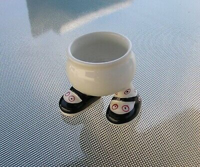 Carlton Ware Walking Ware Egg Cup With Black Shoes No Reserve • 2.99£