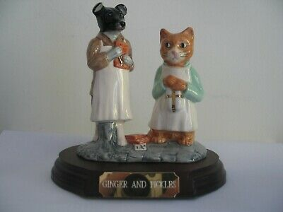 Beswick Beatrix Potter Ginger & Pickles Tableau P3790 L/E With Certificate • 31£