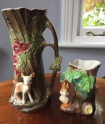 Withernsea Eastgate Pottery Hornsey Fauna 29 55 • 15£