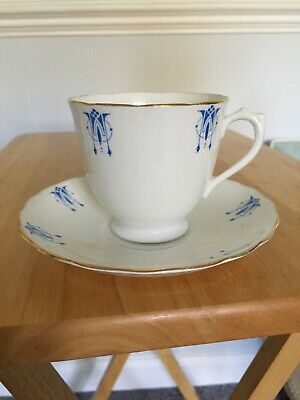 New Chelsea Staffs Lancaster Teacup And Saucer • 3.75£