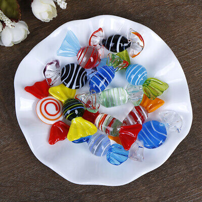 1/5/10Pcs Vintage Glass Sweets Wedding Party Candy Christmas Decoration TK  IJ • 7.89£