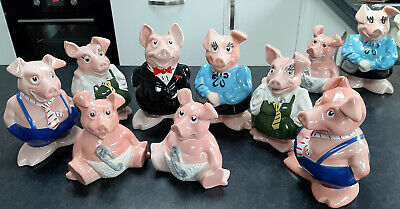 Wade NatWest Pig Collection • 35£